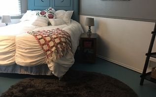 master bedroom makeover less than 500