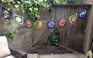 zestin up my backyard garden