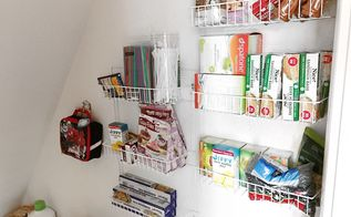 diy pantry for just 11