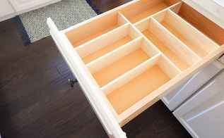 diy custom wooden drawer organizers