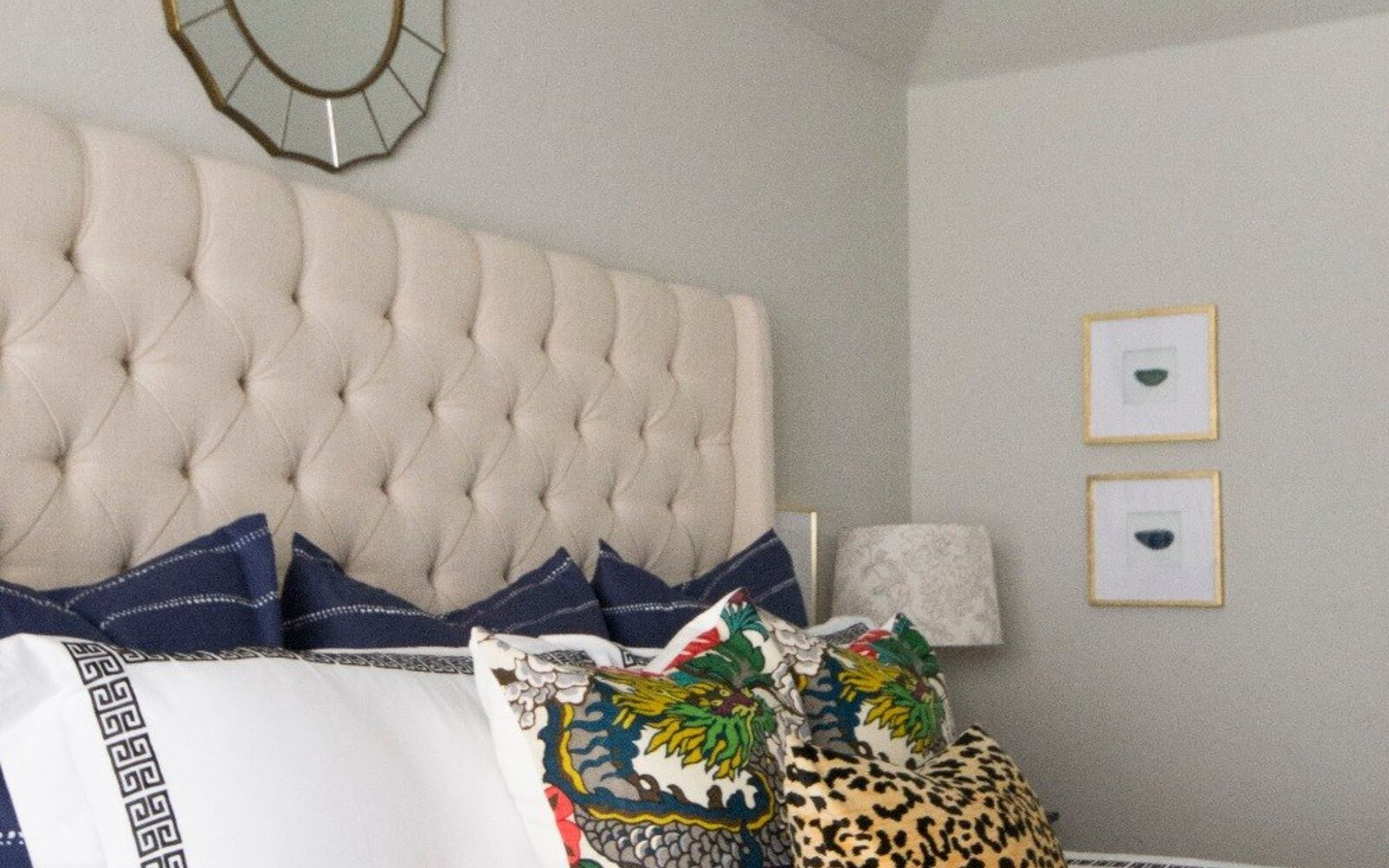 s 15 makeovers that will make you rethink your bedroom, Turn Your Master Room Into A Modern Aesthetic