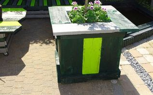 summer in the garden with an easy diy xl garden box free plan