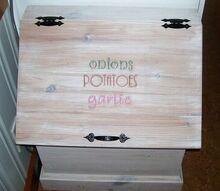 revamp a wood box