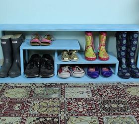 Build Your Own Shoe Rack