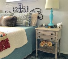 5 bedside table makeover