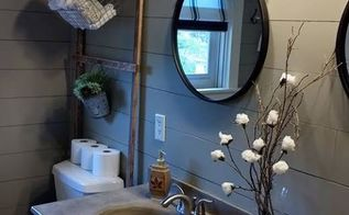 completed my 1990 s bathroom reveal