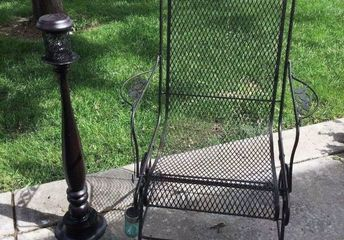 candle holder to solar cup holder