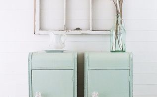 deco end tables in happy hour
