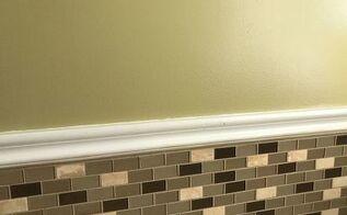 q bathroom paint and tile fix