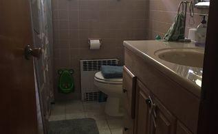 q help cheap diy bathroom makeover