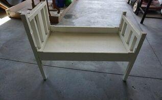 generational doll crib restoration