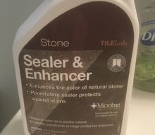 q stone sealer enhancer