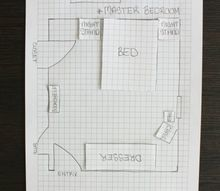 how to draw a simple room layout