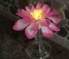 light up your flowers