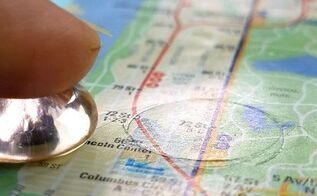 map magnet