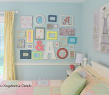 add some character how to create a gallery wall on a budget