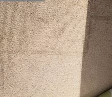 q how to remove duct tape residue on carpet