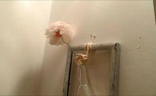 diy hanging vase