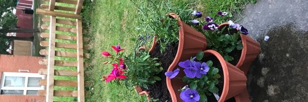 q i have a tiny garden 12foot by 24 foot i would like a water feature