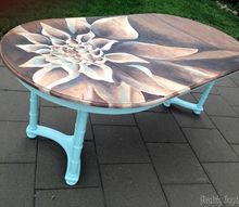 shading with wood stain dahlia dining t