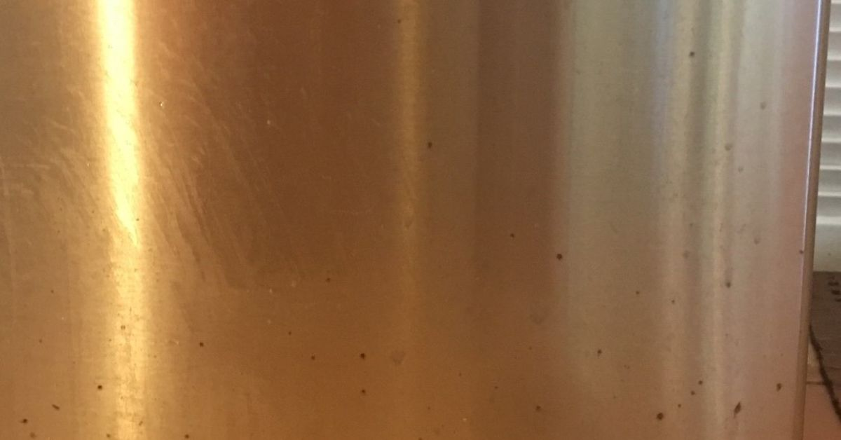 How Can Brown Spots On Stainless Steel Be Cleaned Hometalk