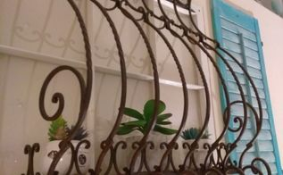 window grill makeover