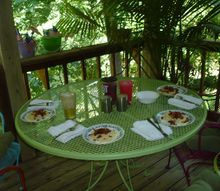 picnic dishes for the dressed out deck