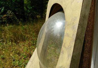 q repurpose a bubble window