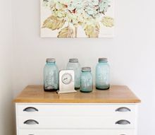 dresser makeover from elizabeth burns designs
