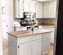 updated kitchen, After