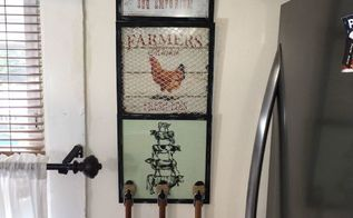 diy dollar tree farm house kitchen decor