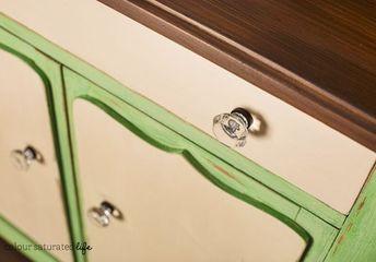 cut glass knobs