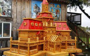 extreme birdhouse