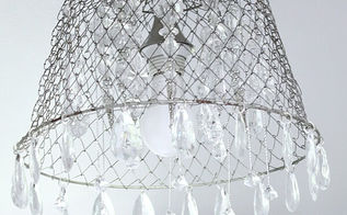 diy chandelier tutorial