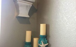 revamped candle pillars