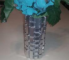 keyboard vase