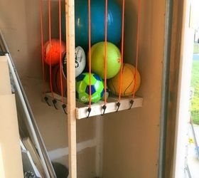 High Quality Garage Ball Storage