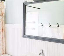 make a bathroom look totally different without spending a ton of money