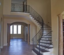 q suggestions for a circular wall stairs