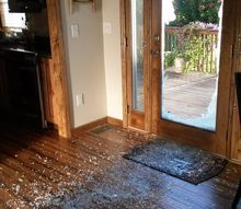 q how would you replace glass if you came home to this twice