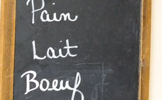 easy cheap french accents to add to your home
