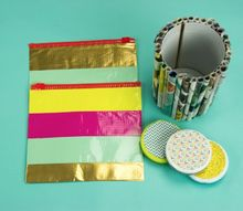 diy recycled back to school crafts