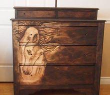 old dresser makeover