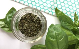 3 ways to store fresh basil