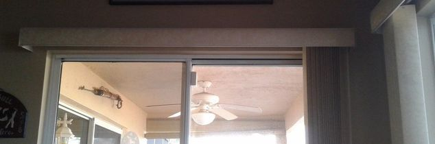 q can you make foam board cornices that are attached to blind coverings