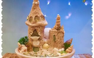 sand castle clay
