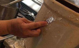 casein glue crock pot fix