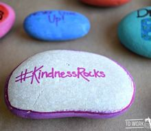 join the kindness rocks project