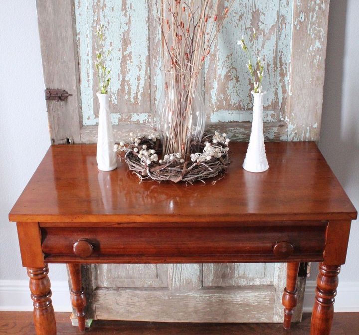 Refinishing Wood Furniture To Make It Look New Again With
