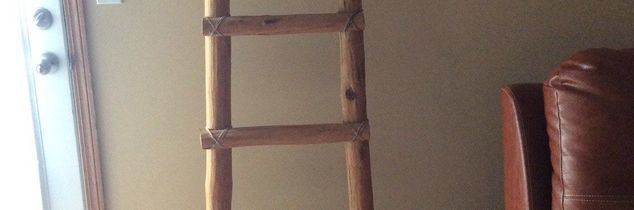 q i like espresso colors should i stain this handmade solid wood ladder